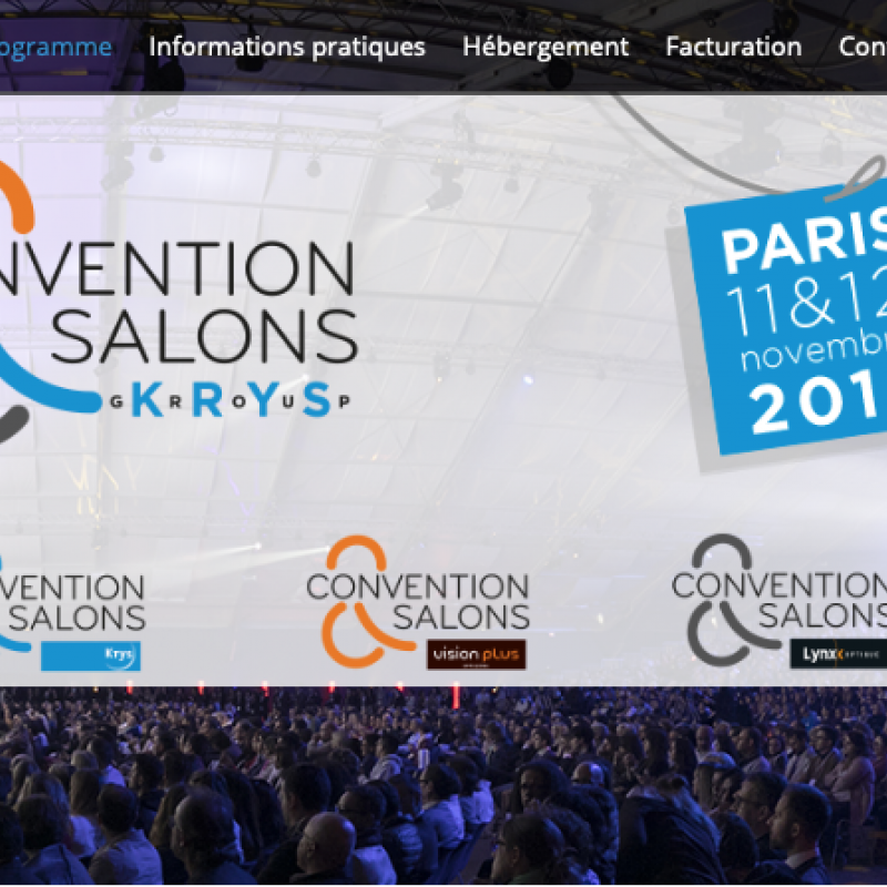 Krys Group - Convention 2018